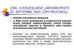 2006 a riigieelarve l bir kimiste 20 septembri 2005 l pp protokoll