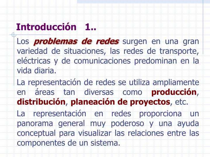 Introducción   1..