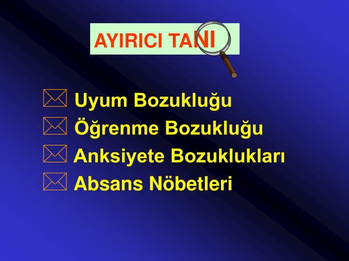 AYIRICI TA