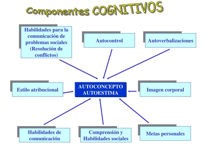Componentes COGNITIVOS