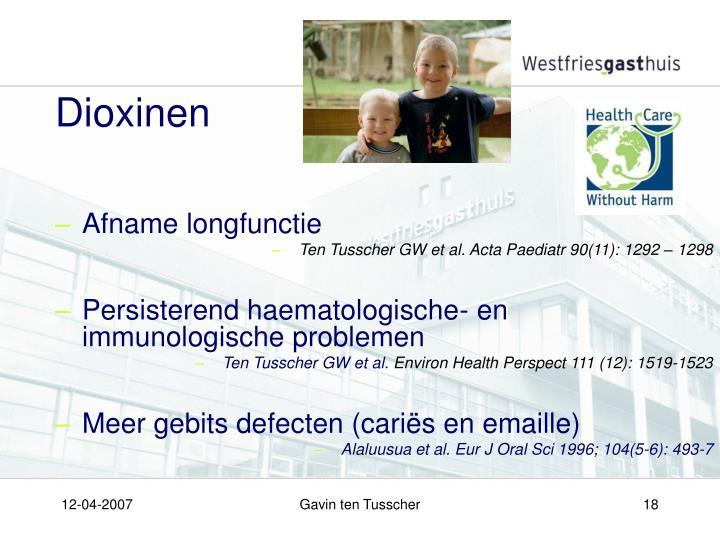 Dioxinen