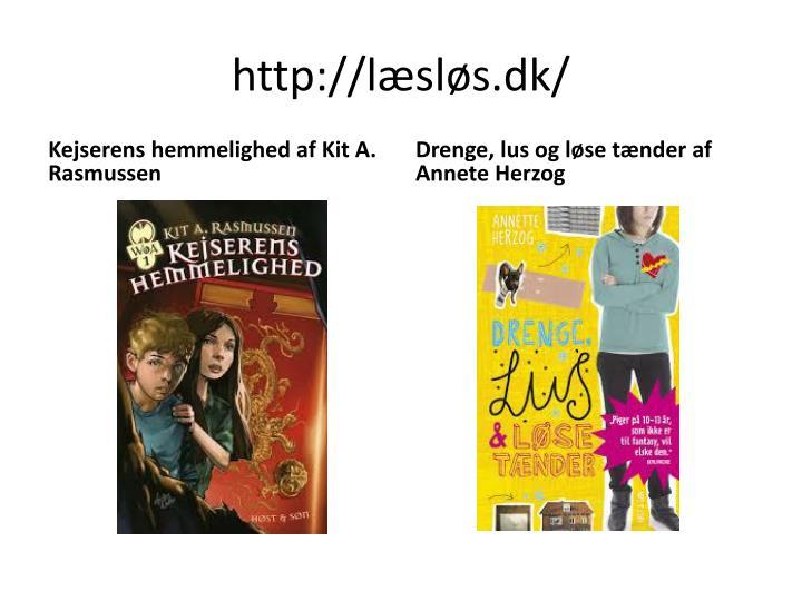 http://læsløs.dk/