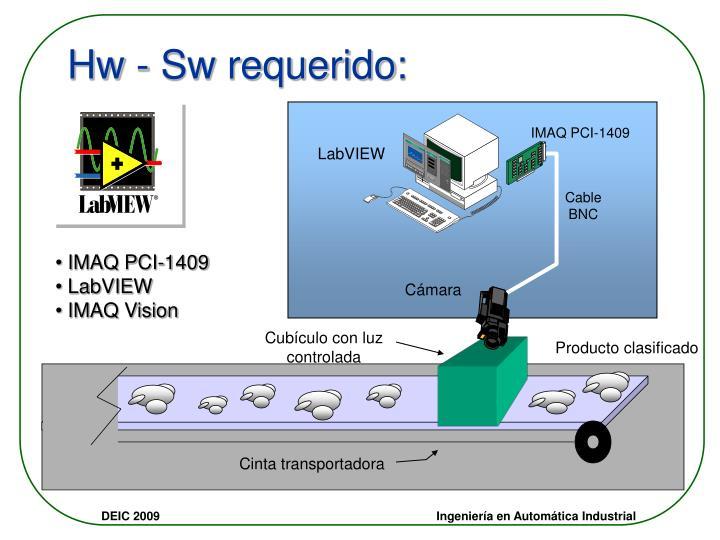 IMAQ PCI-1409
