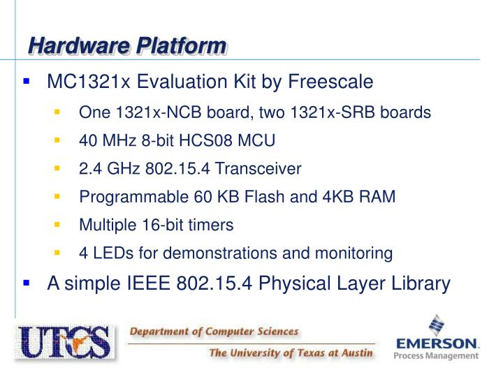 Hardware Platform