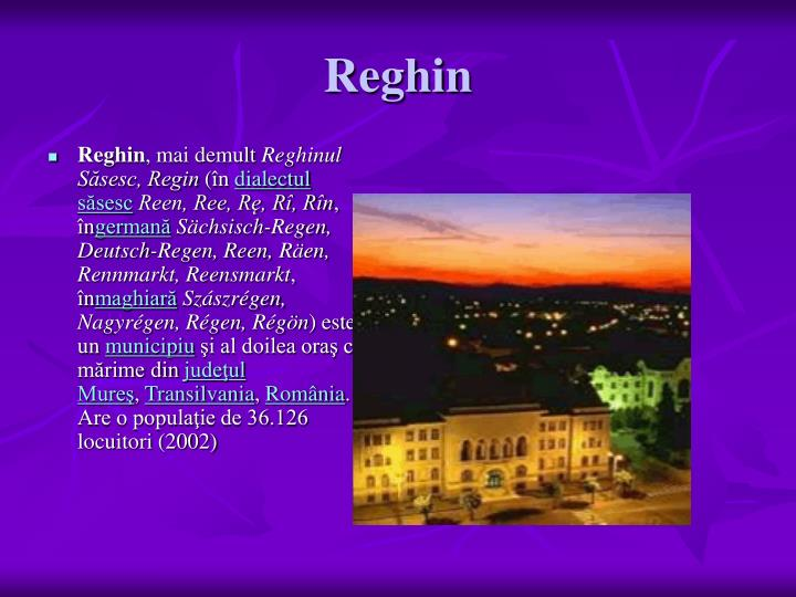 Reghin