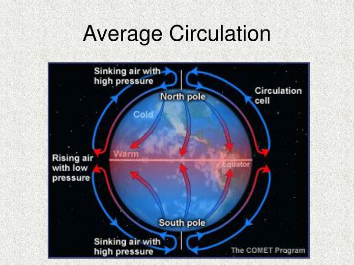 Average Circulation