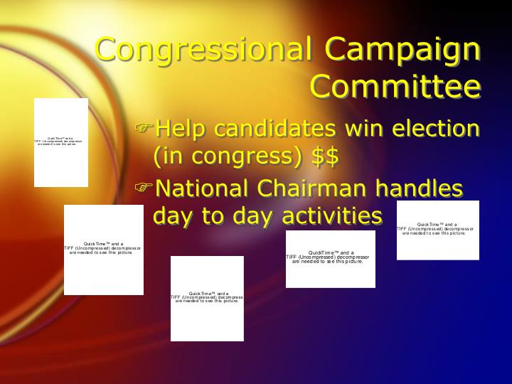 Congressional Campaign Committee