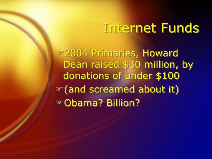 Internet Funds