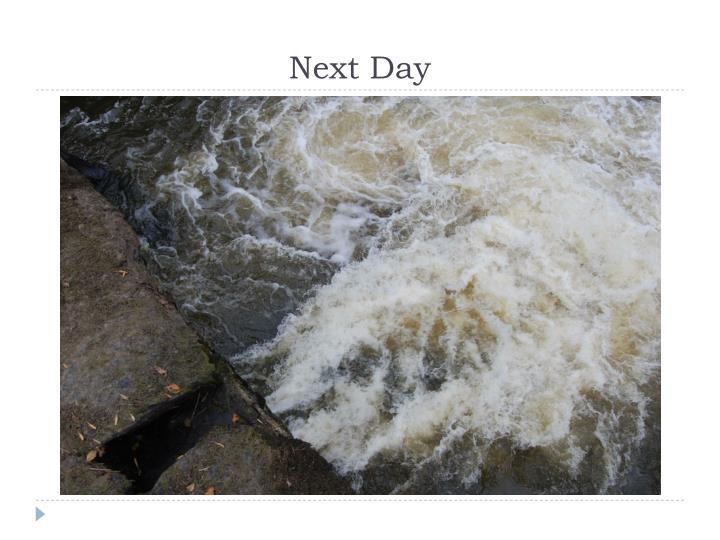 Next Day