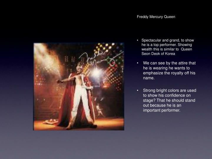 Freddy Mercury Queen