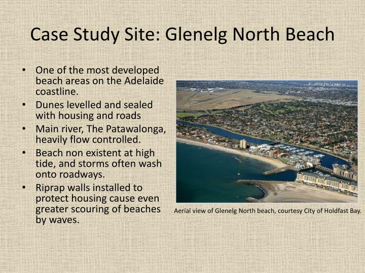 Case Study Site: Glenelg North Beach
