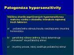 patogen za hypersenzitivity1