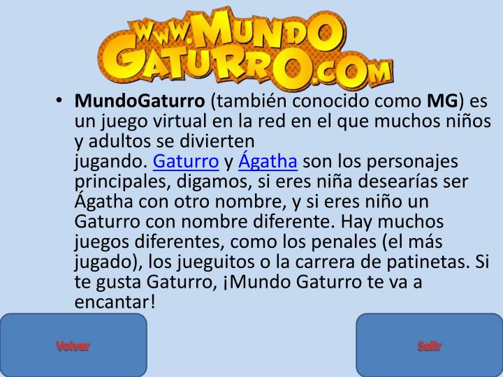 MundoGaturro