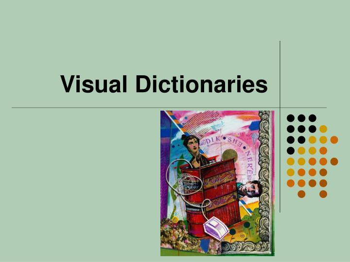 Visual Dictionaries