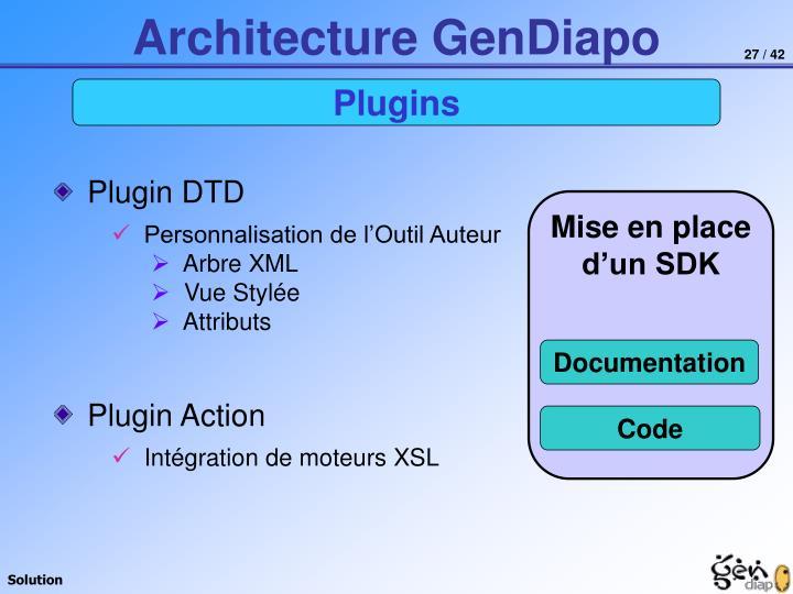 Plugin DTD