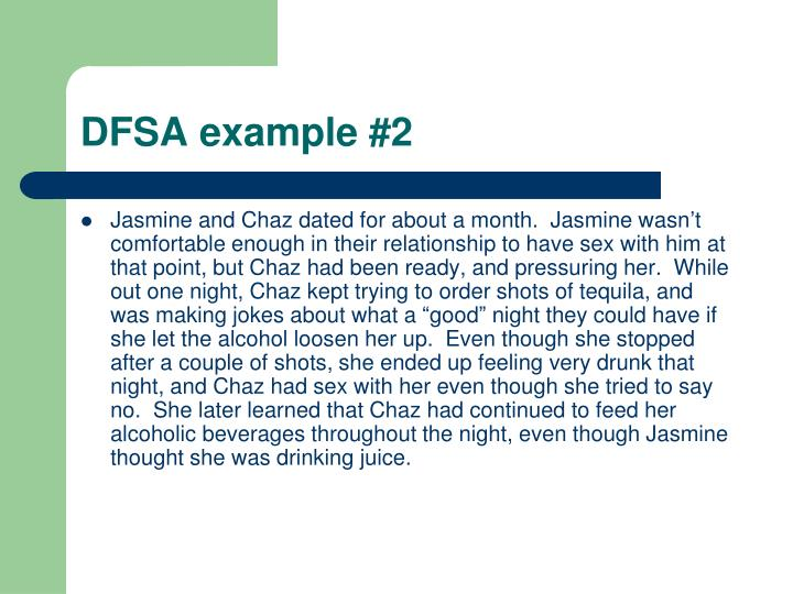 DFSA example #2