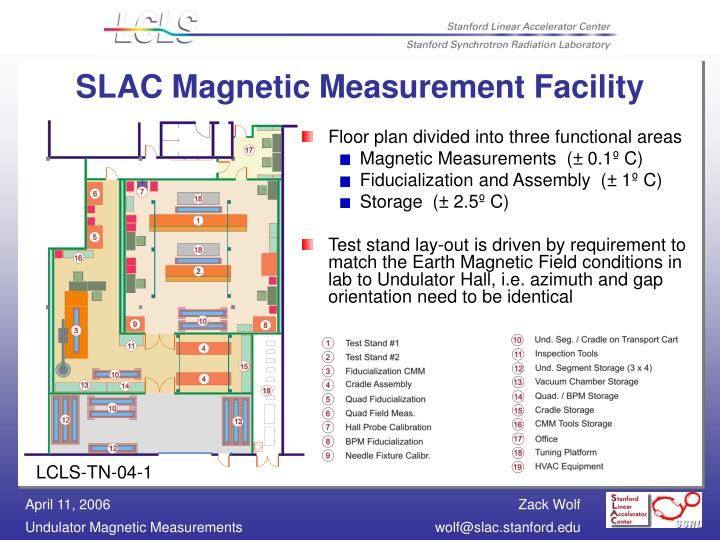 SLAC Magnetic Measurement Facility