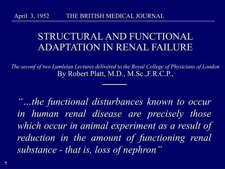 April  3, 1952           THE BRITISH MEDICAL JOURNAL
