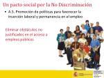 un pacto social por la no discriminaci n25
