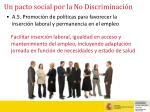 un pacto social por la no discriminaci n27