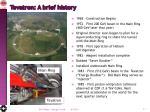 tevatron a brief history
