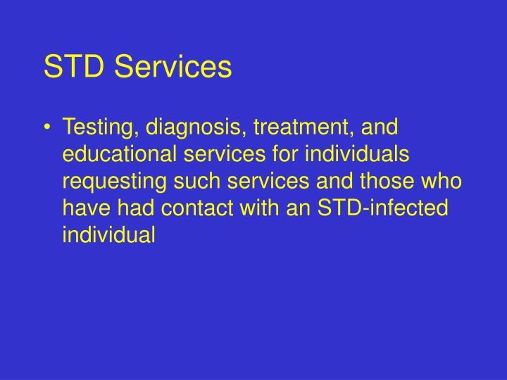 STD Services