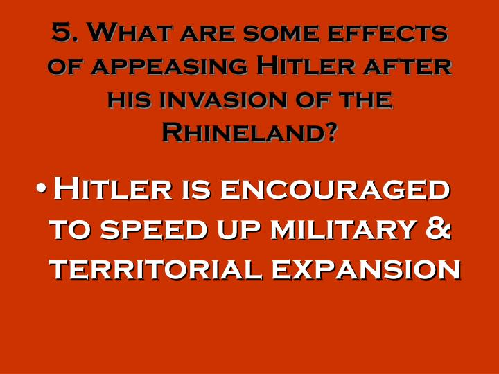 the after effects of hitler essay Effects of hitler's rise to power on the jewish population and other minorities effects of hitler effects of population growth on environment essay effects.