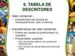 6 tabela de descritores1
