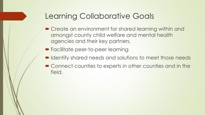 Learning Collaborative Goals