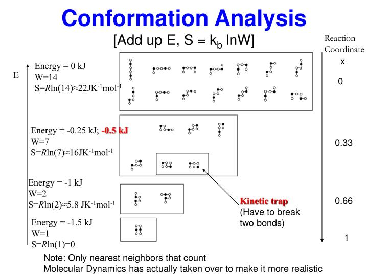 Conformation Analysis