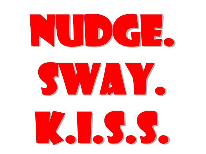 Nudge.