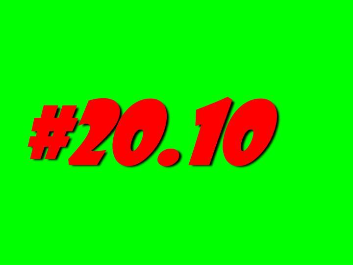 #20.10