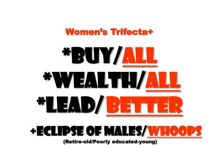 Womens Trifecta+