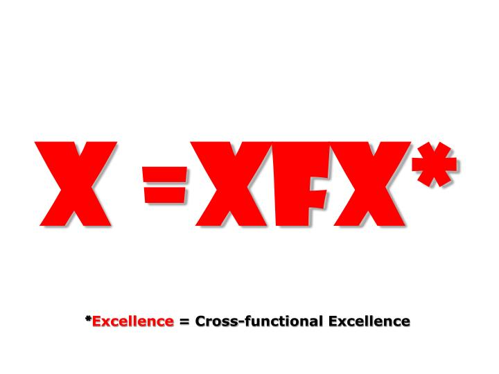 X =XFX*