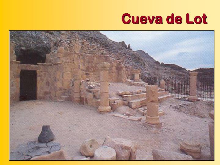 Cueva de Lot