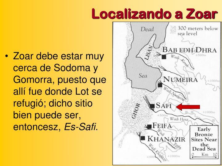 Localizando