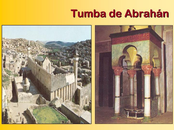 Tumba de Abrahán