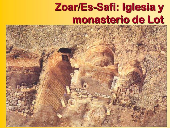 Zoar/Es-Safi: