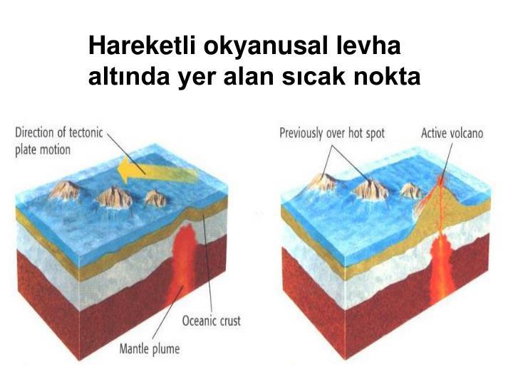 Hareketli okyanusal levha
