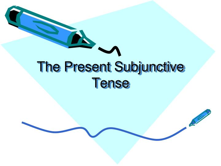 subjunctive essay phrases french