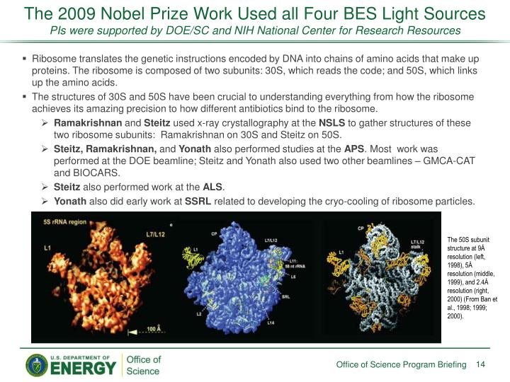 The 2009 Nobel Prize Work Used all Four
