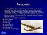 aeropostal