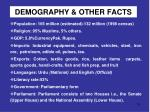 demography other facts