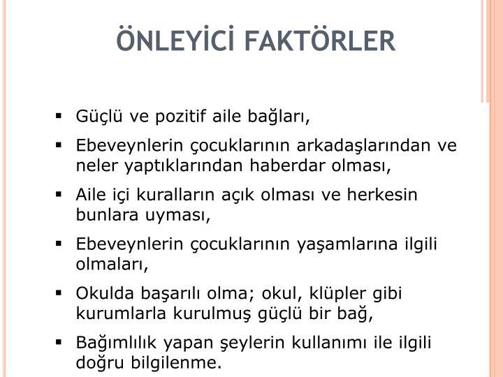 ÖNLEYİCİ
