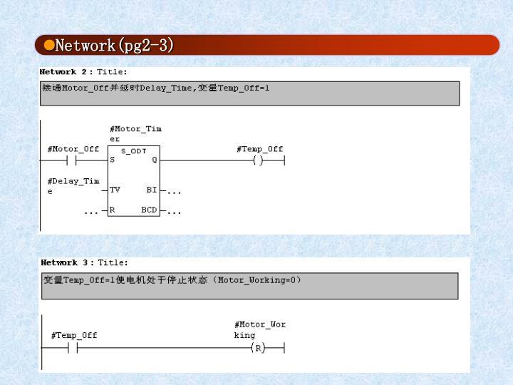 Network(pg2-3)