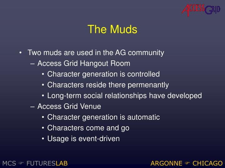 The Muds