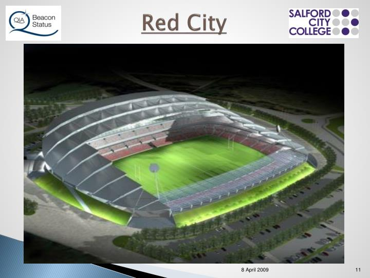 Red City