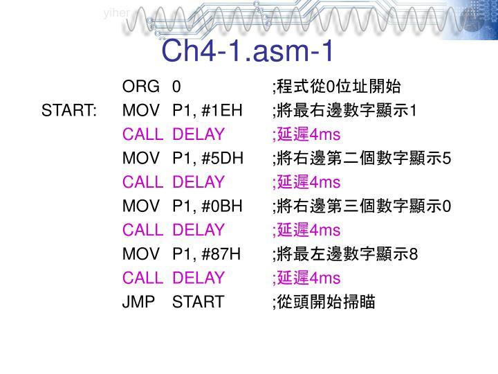 Ch4-1.asm-1