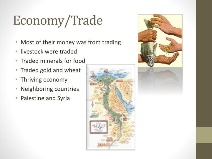 Economy/Trade