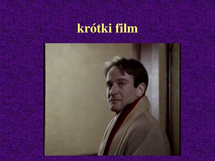 krótki film